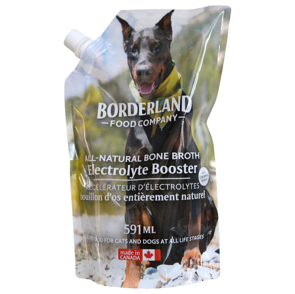 Borderland Pets Electrolyte Booster with coconut water (Chicken)