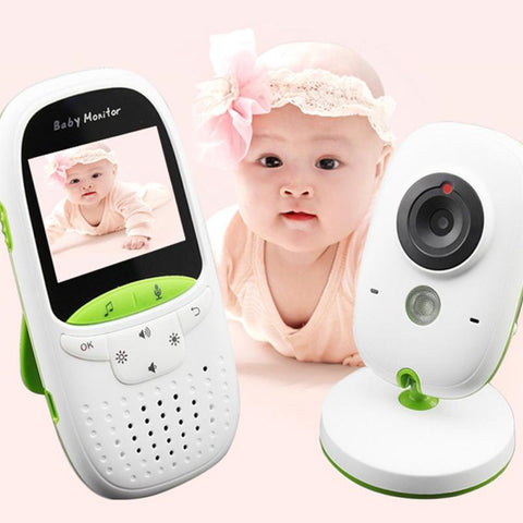 2-way Talk Baby Cam