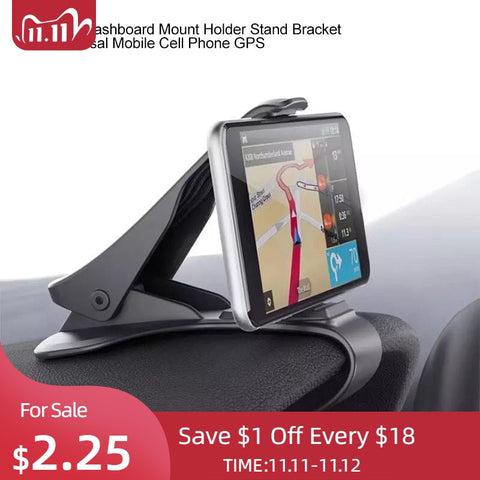 Cell Phone Dashboard Mount