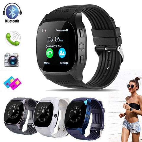 Bluetooth Camera Phone Watch