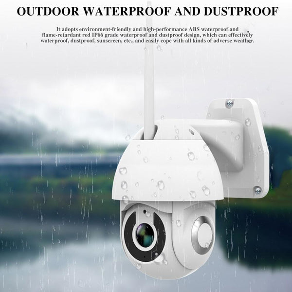 Outdoor Home Surveillance Camera