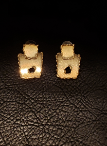 Tina 14K Gold Plated Earrings