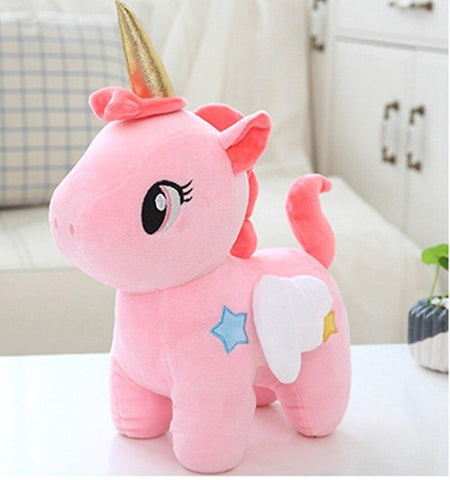 Plush Unicorn Kawaii