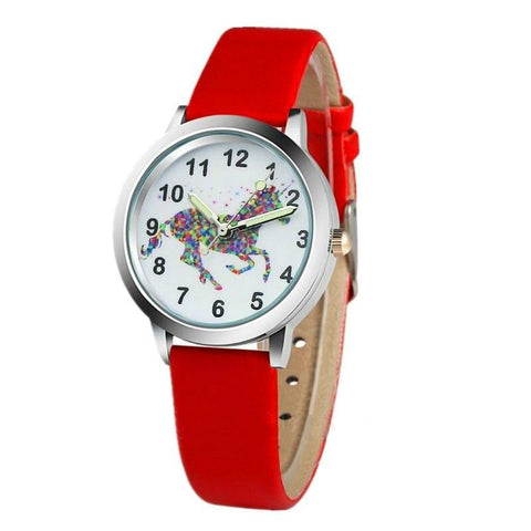 Watch Unicorn Magic Red