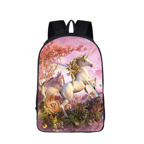 Satchel Unicorn Mountain