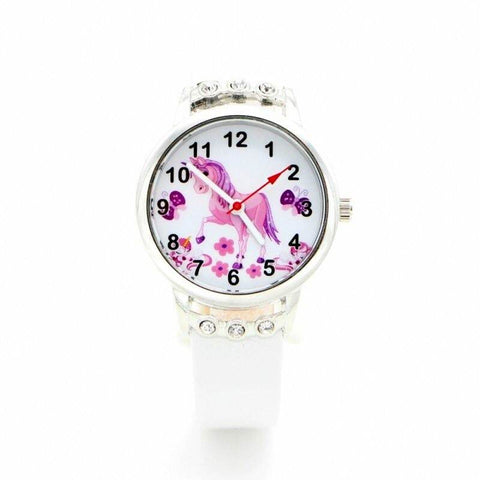 Watch Chic White Unicorn