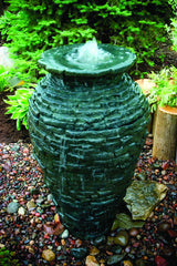 Aquascape Stacked Slate Urn 98939