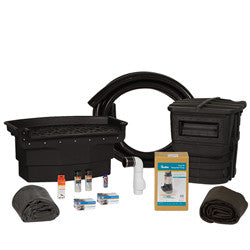 Atlantic Water Gardens - Professional - Small Pond Kit - PK161015 or PK161515