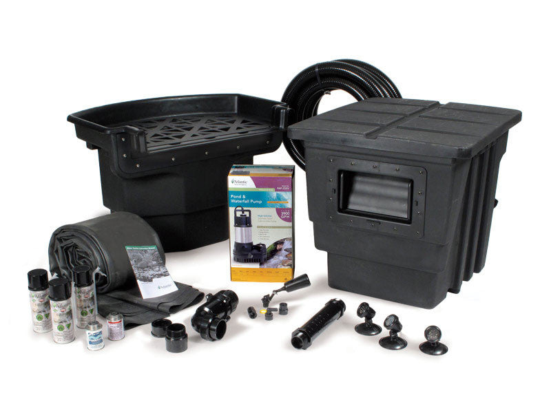 Atlantic Water Gardens Professional Large Pond Kits
