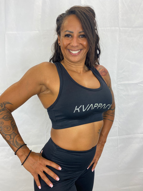 KVA Black Battle Fit Workout Set