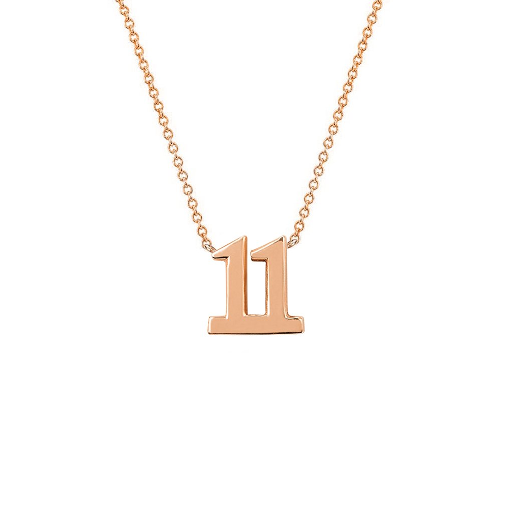 Numerology Necklace