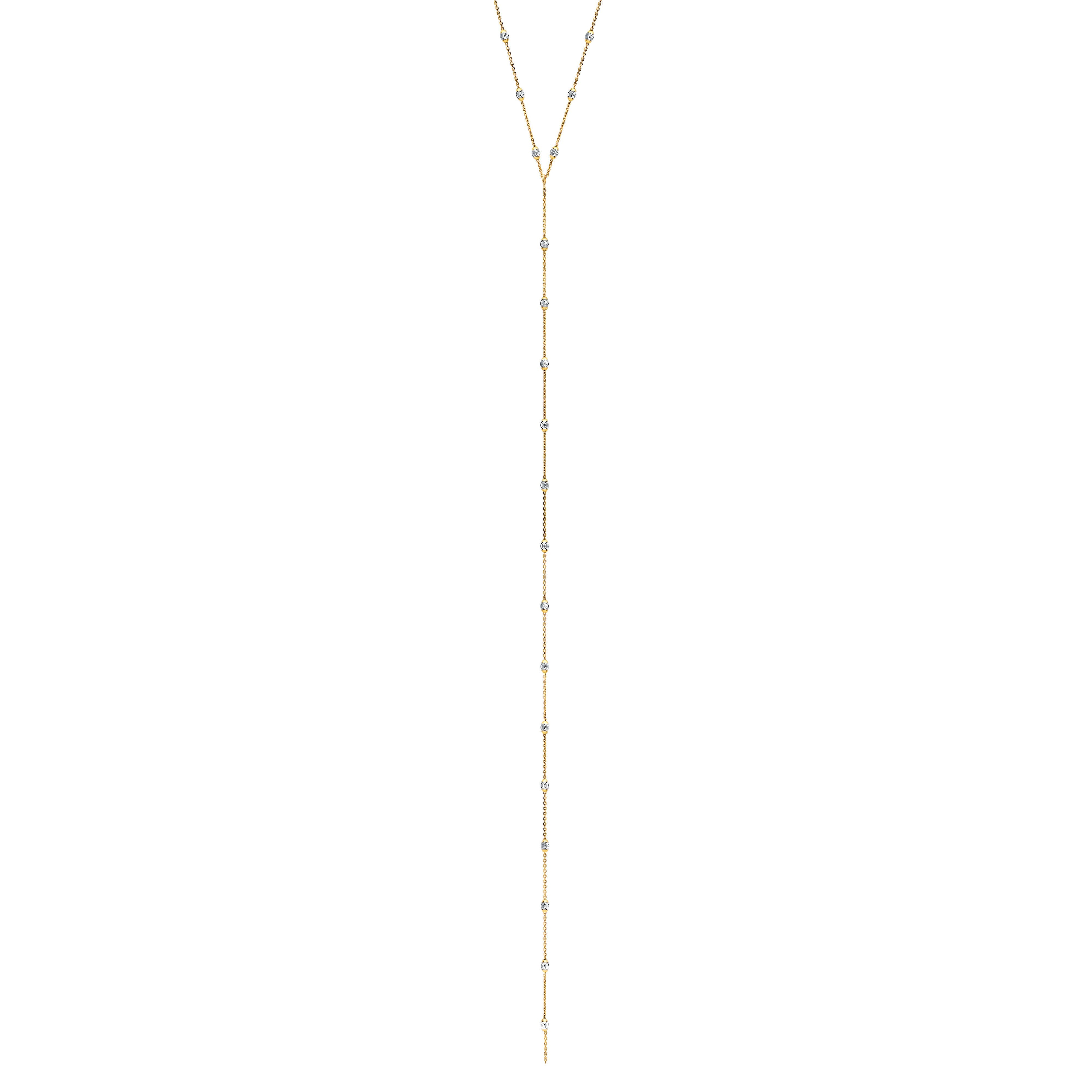 NEW! Mooncut Lariat