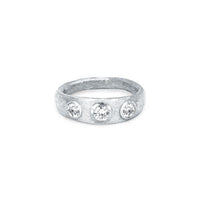 NEW! Alchemy Trinity Band with Diamonds NEW! Alchemy Trinity Band with Diamonds