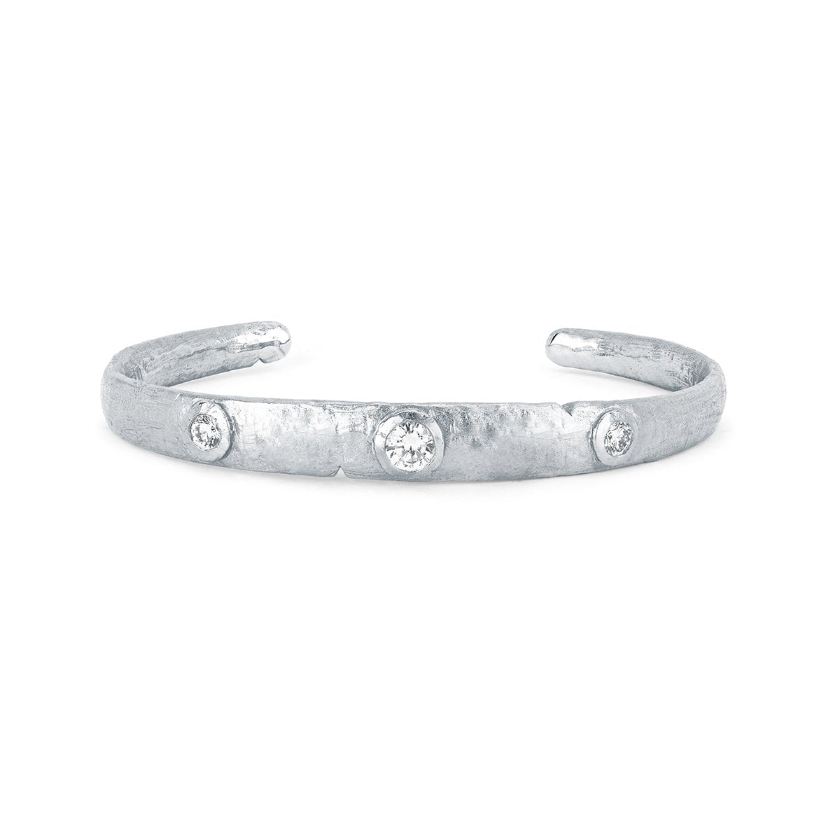 Alchemy Trinity Diamond Cuff