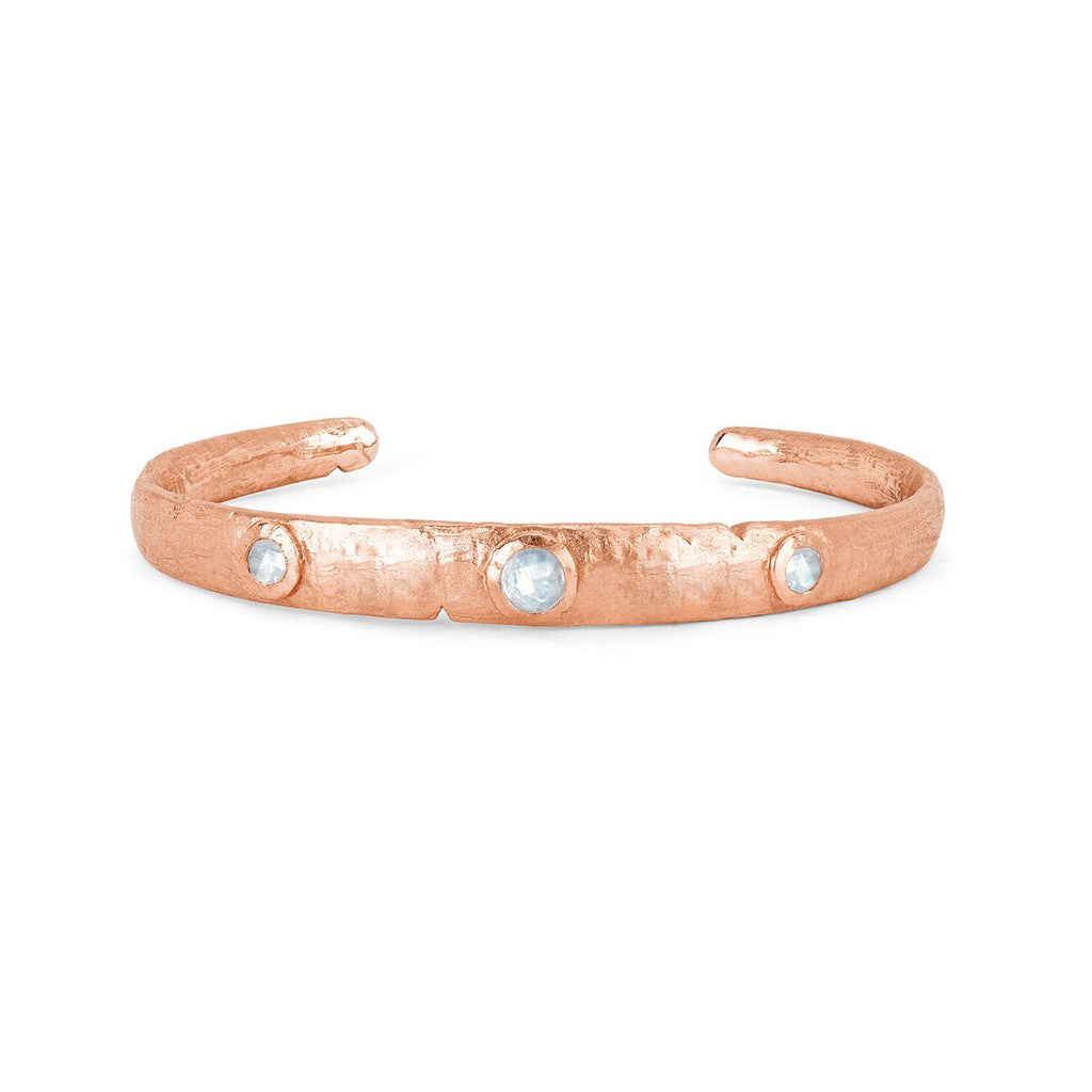 NEW! Alchemy Trinity Moonstone Cuff NEW! Alchemy Trinity Moonstone Cuff