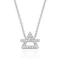 NEW! Air Element Pavé Diamond Necklace NEW! Air Element Pavé Diamond Necklace