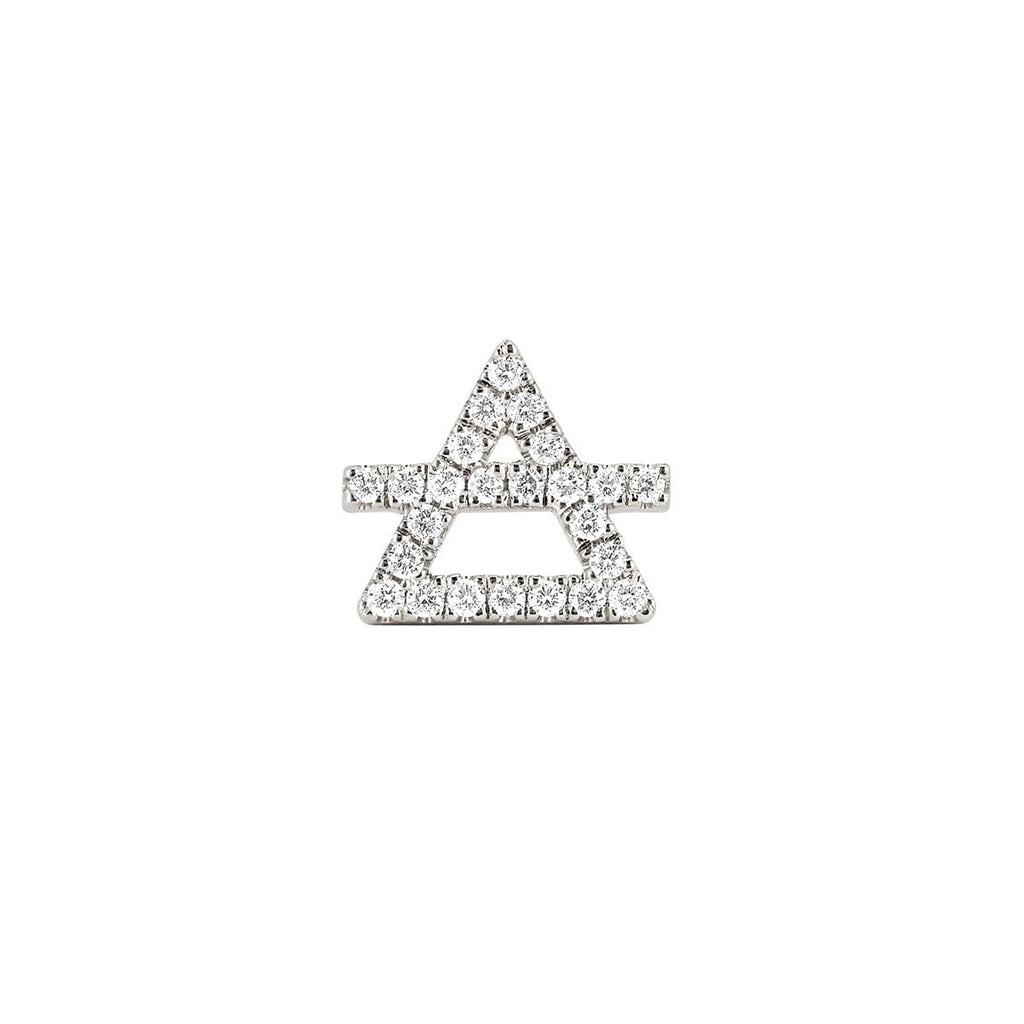 NEW! Air Element Pavé Diamond Studs NEW! Air Element Pavé Diamond Studs