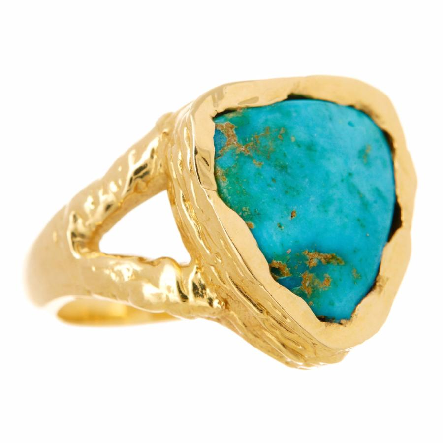 img turquoise ayesha rings assorted silver oxidized shop chunky