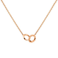 NEW! Baby Solid Interlocking Unity Necklace NEW! Baby Solid Interlocking Unity Necklace