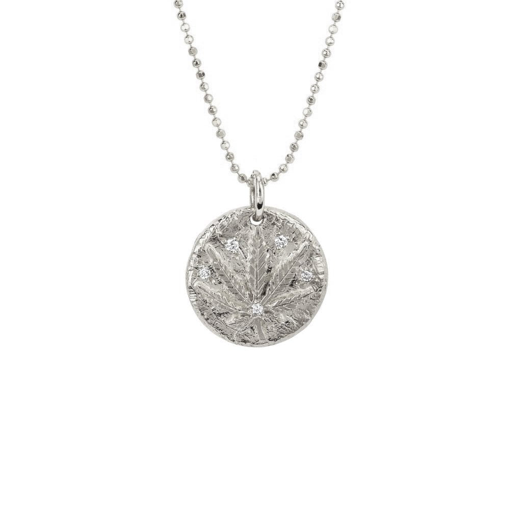 Baby Kaya Coin Necklace
