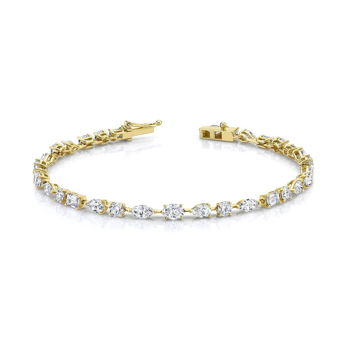 NEW! Diana Diamond Bracelet