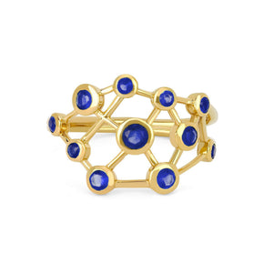 NEW! Sapphire Constellation Ring