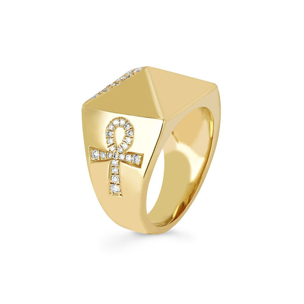 NEW! Egyptian Pyramid Ring NEW! Egyptian Pyramid Ring
