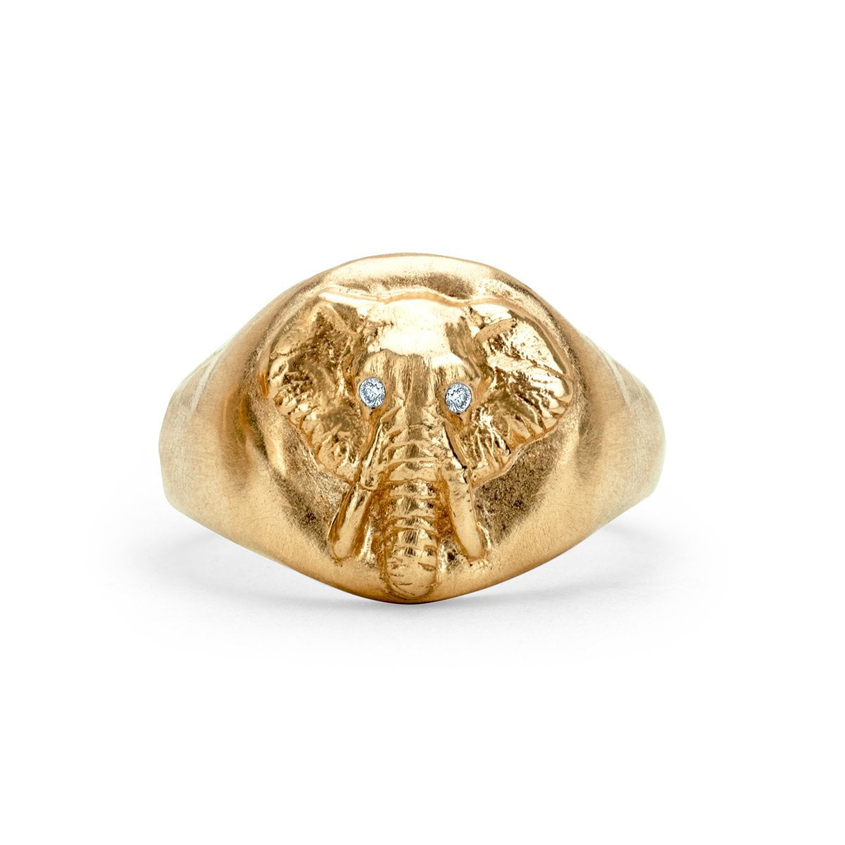 NEW! Lucky Tembo Signet Ring