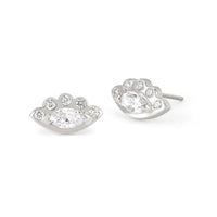 NEW! Angel Eye Diamond Studs NEW! Angel Eye Diamond Studs