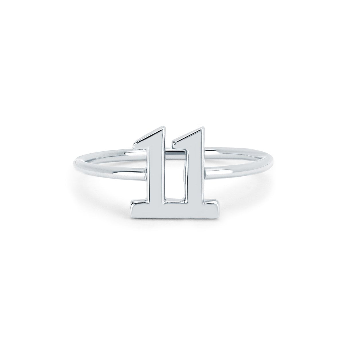 11 Numerology Ring