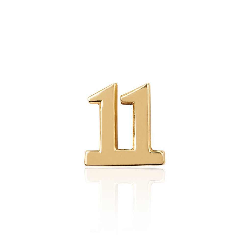 11 Numerology Studs 11 Numerology Studs