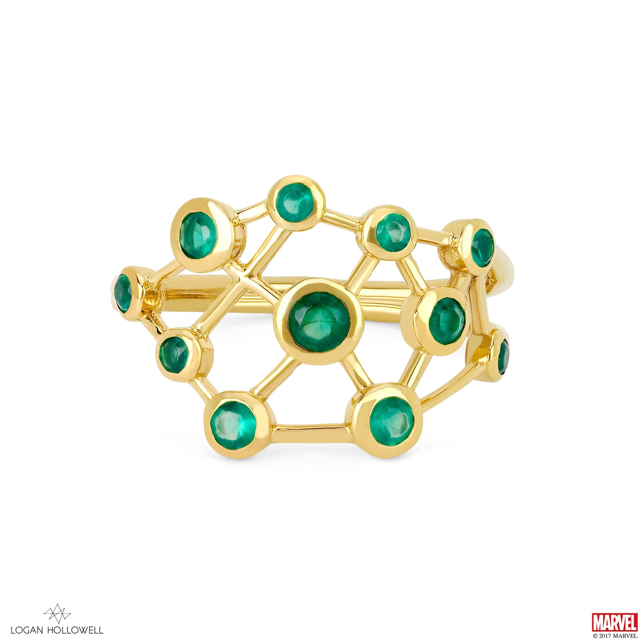 hela agate products green thethorragnarokcollection gemstone constellation rings collections ring