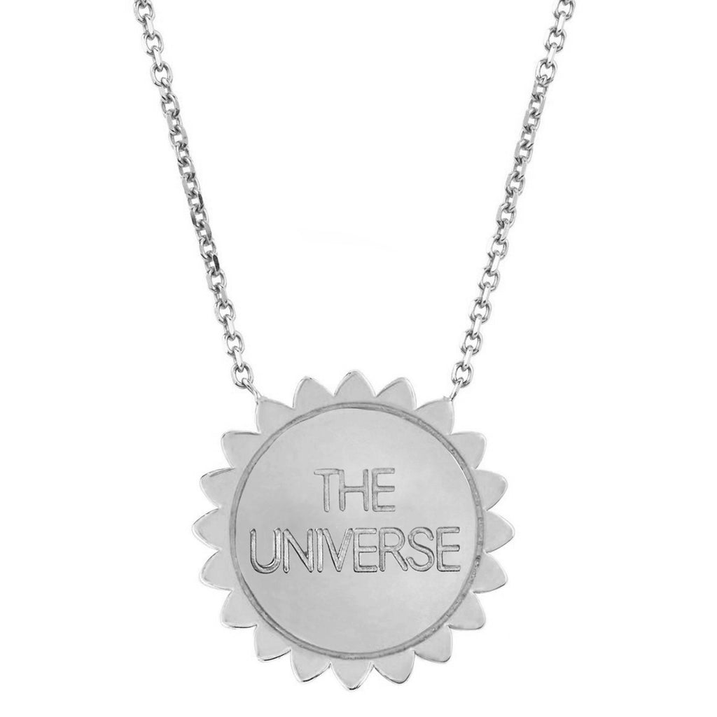 Classic Trust the Universe Sunshine Necklace SOLID Classic Trust the Universe Sunshine Necklace SOLID