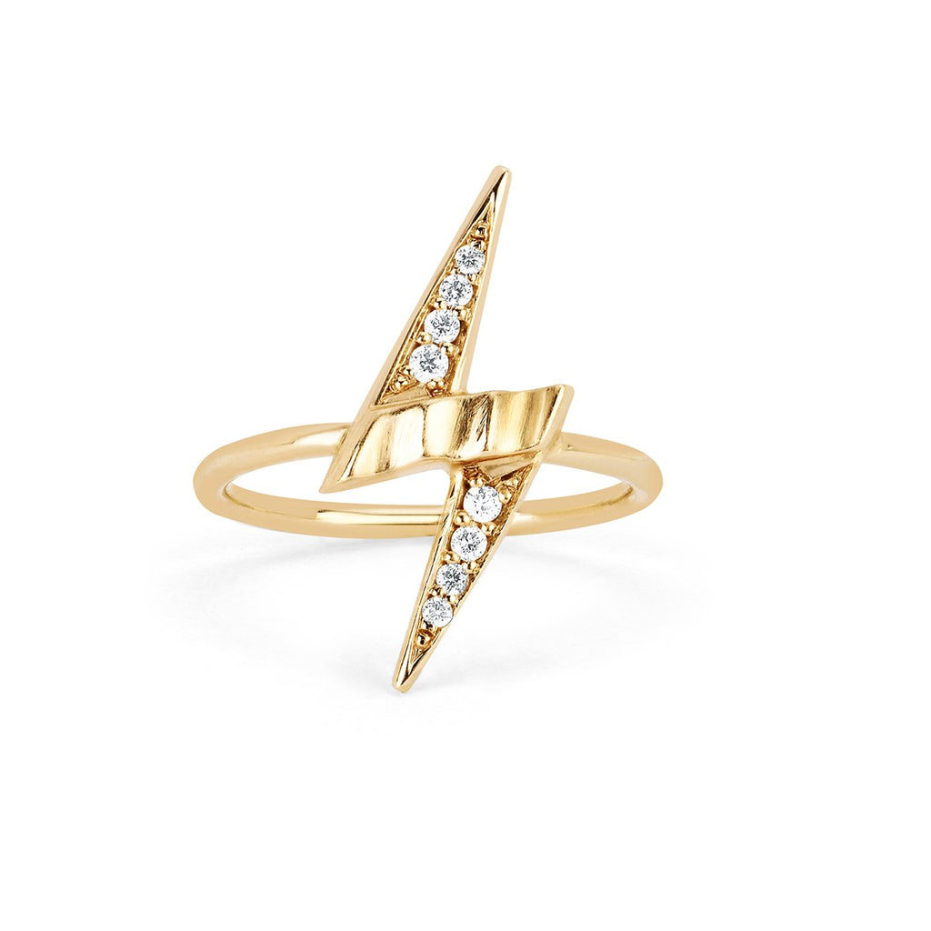Lightning Bolt Ring Lightning Bolt Ring