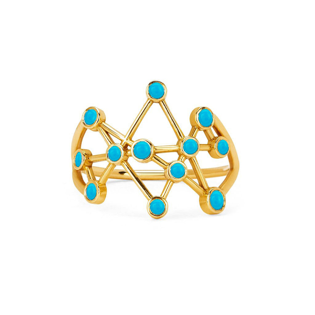 NEW! Turquoise Midas Star Ring NEW! Turquoise Midas Star Ring