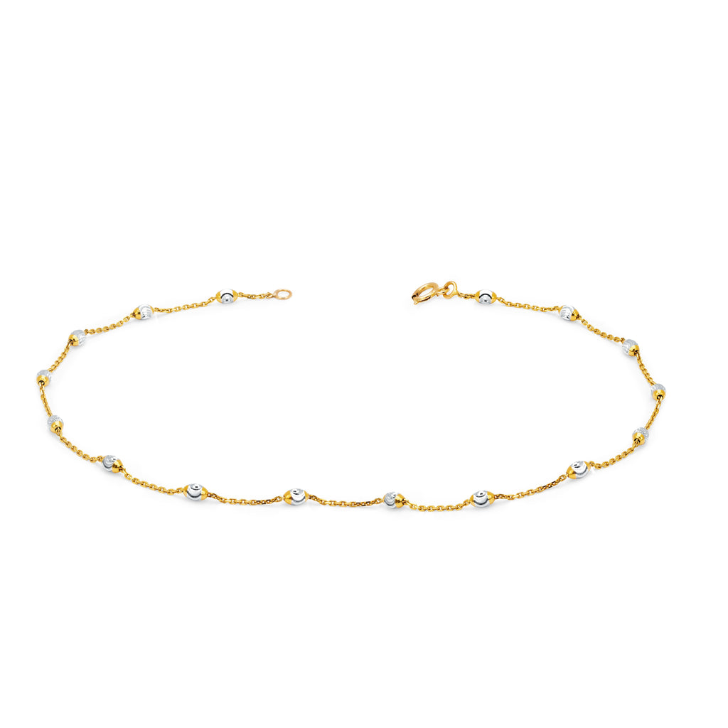 NEW! Mooncut Anklet NEW! Mooncut Anklet