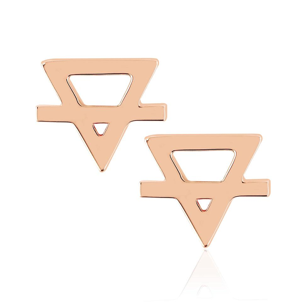 Solid Earth Element Studs