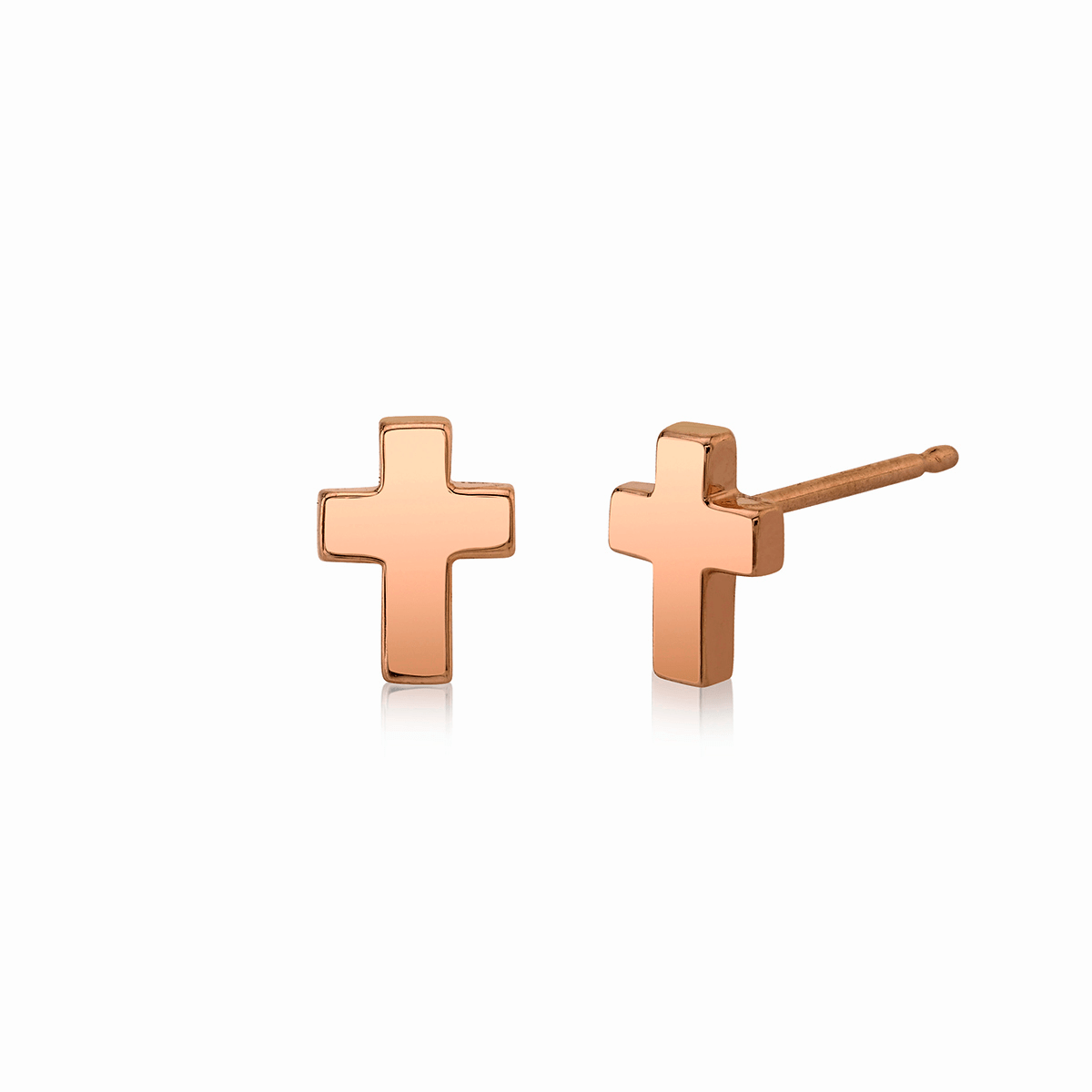 NEW! Mini Cross Studs