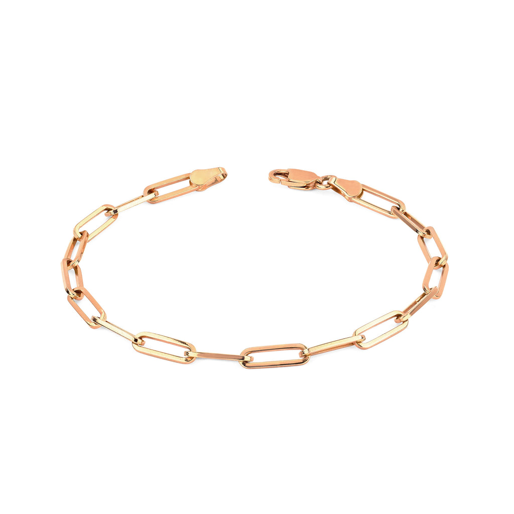 Alchemy Link Bracelet Rose Gold