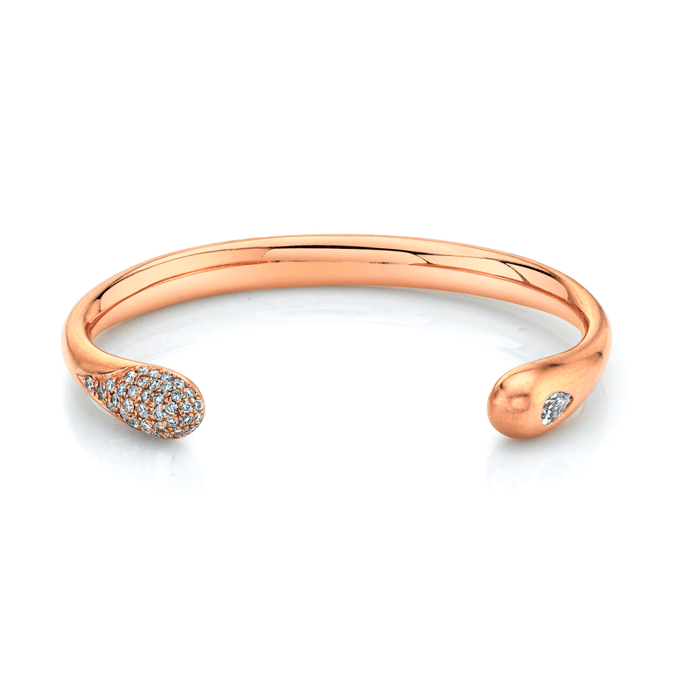 NEW! Elixir of Life Pavé Diamond Cuff
