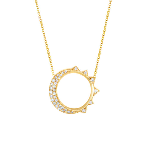 NEW! RISE Pavé Unity Necklace