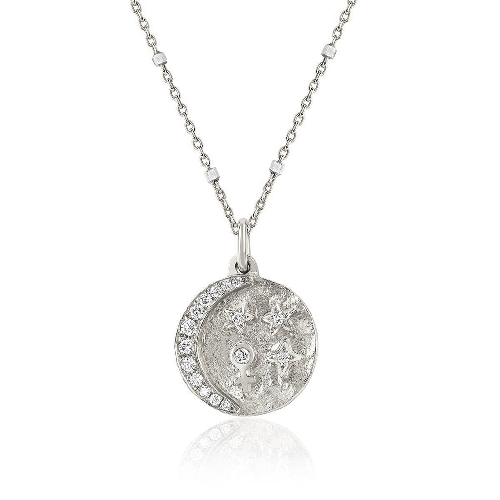 NEW! Baby Divine Feminine Alchemy Coin Necklace NEW! Baby Divine Feminine Alchemy Coin Necklace