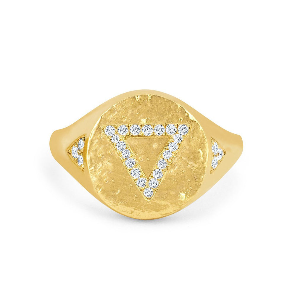NEW! Water Element Signet Ring NEW! Water Element Signet Ring