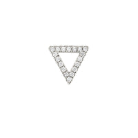 NEW! Water Element Pavé Diamond Studs NEW! Water Element Pavé Diamond Studs