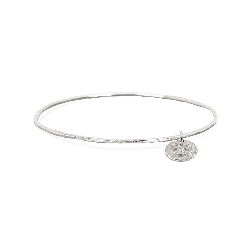 NEW! Wilderness Bangle with Alchemy Eye Charm NEW! Wilderness Bangle with Alchemy Eye Charm