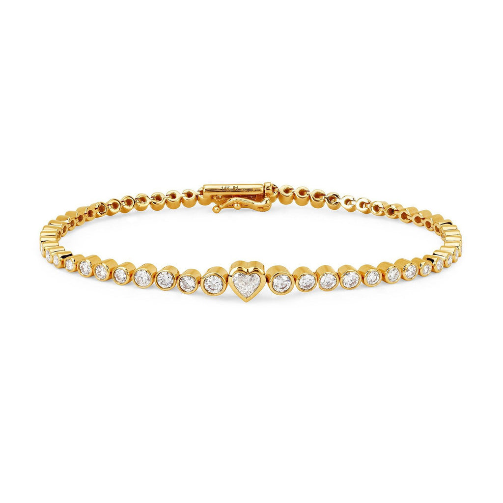 Heart of Light Infinity Bracelet Heart of Light Infinity Bracelet