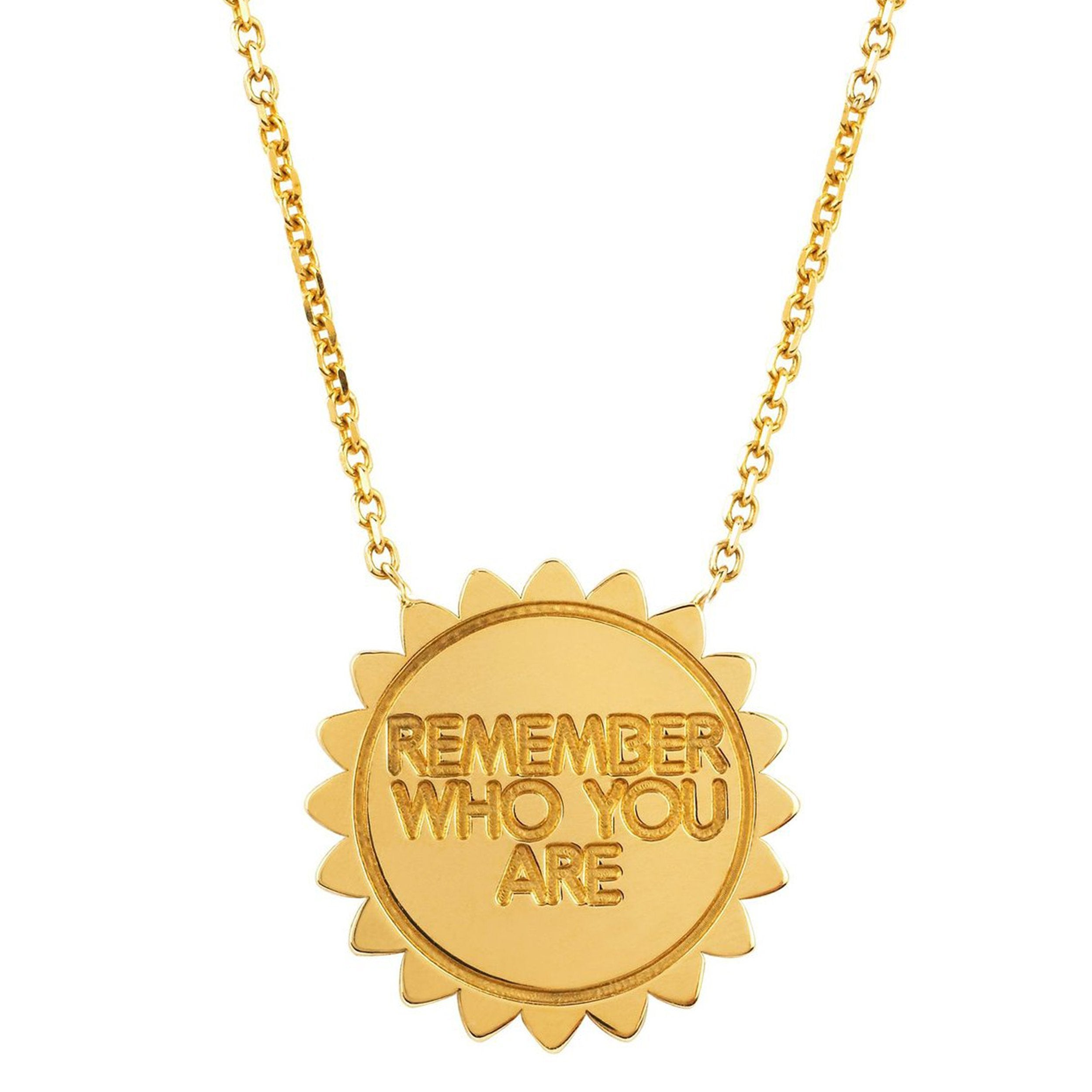 Classic 11:11 Sunshine Necklace with Diamonds