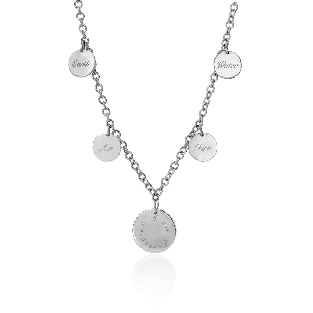 NEW! Earth's Elements Charm Necklace NEW! Earth's Elements Charm Necklace