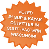 Voted Best Sup and Kayak Rental in Wisconsin!