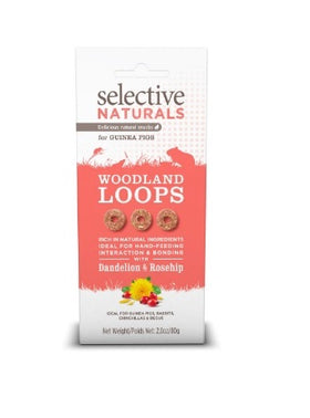 Science Selective Supreme Woodland Loops 80g